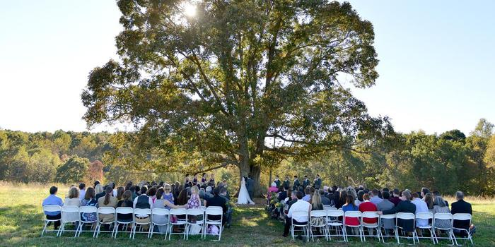 Greenbrier Farms wedding Greenville