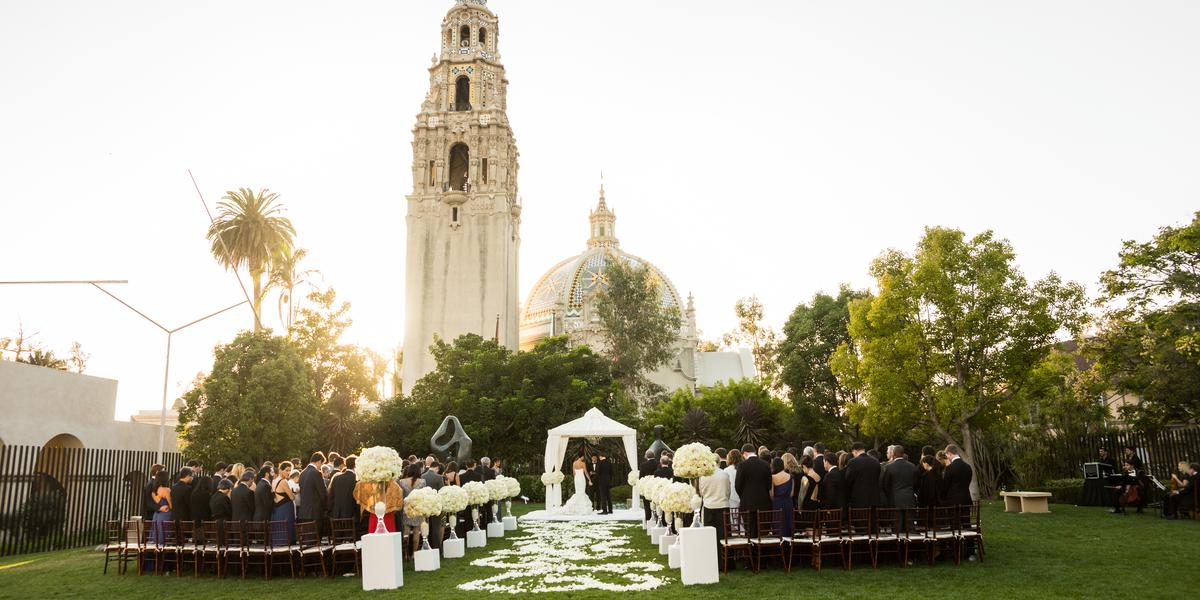 The San Diego Museum Of Art Weddings Get Prices For