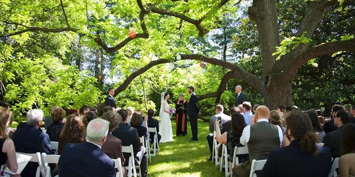 Mountain Magnolia Inn Weddings
