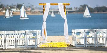 Catamaran Resort Hotel and Spa weddings in San Diego CA
