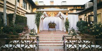 Historic Santa Maria Inn weddings in Santa Maria CA