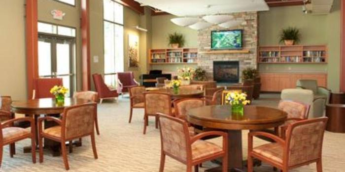 The great room at laurel beltsville senior activity center for Activity room