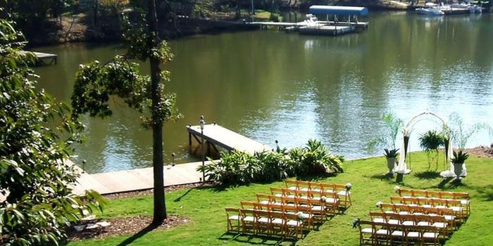 The Lodge On Lake Oconee wedding Atlanta