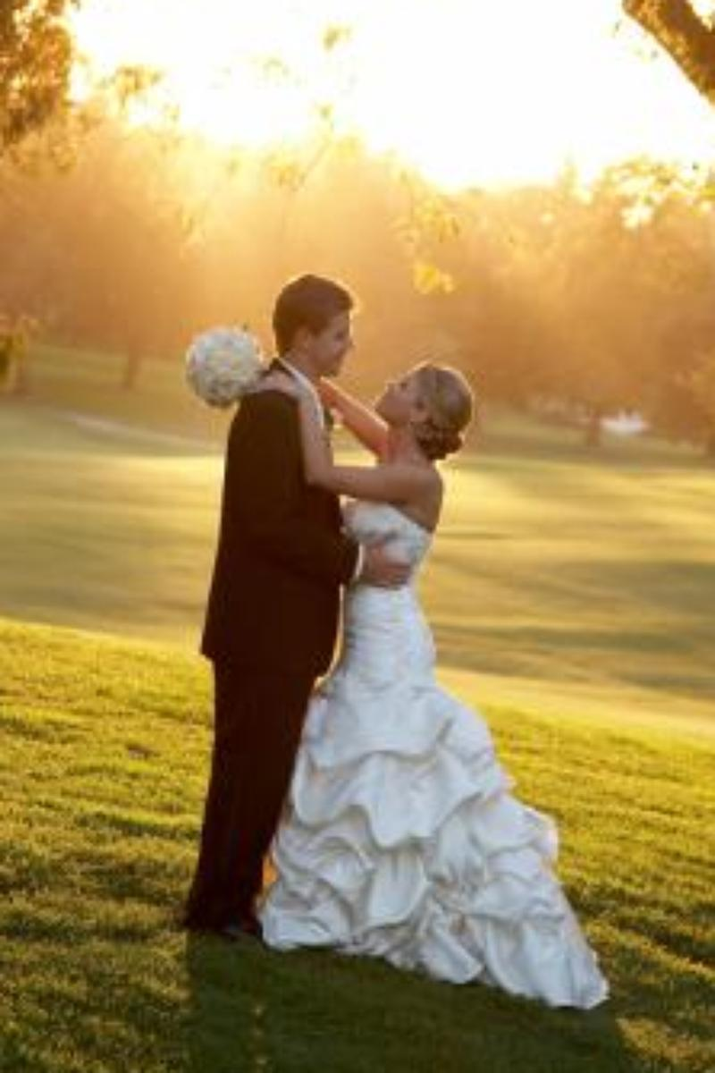 The Ridge Golf Club and Event Center wedding venue picture 8 of 15 - Photo By: Christopher Knight Photography