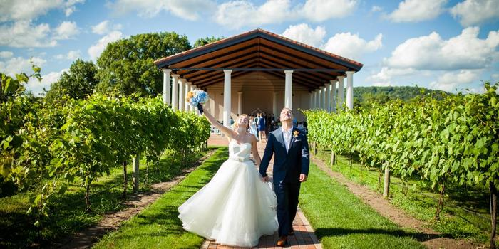 Villa Bellezza Winery wedding Eau Claire