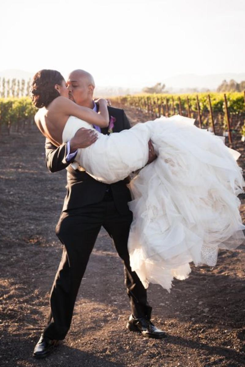 Gloria Ferrer Caves And Vineyards Weddings