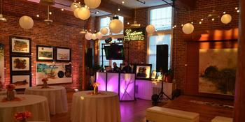 City Art Gallery weddings in Columbia SC