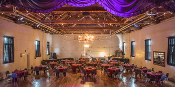 The Loft Theater at BV weddings in Buena Vista CO