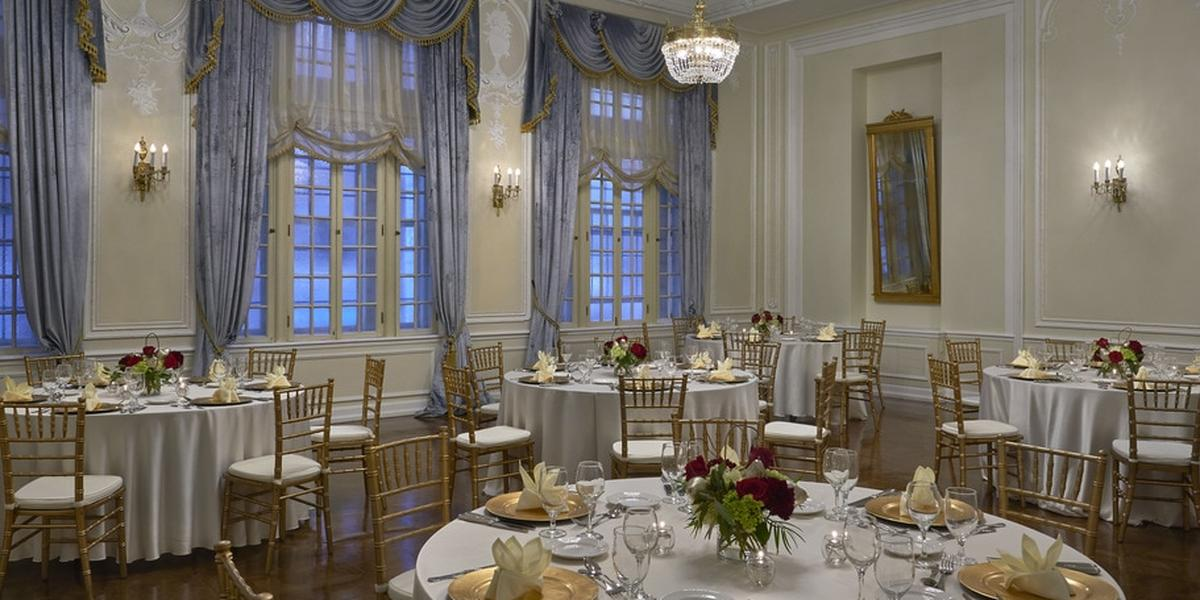 Hotel phillips wedding