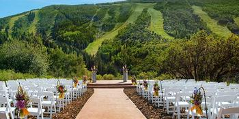Alpine Meadows & Legacy Lodge weddings in Park City UT