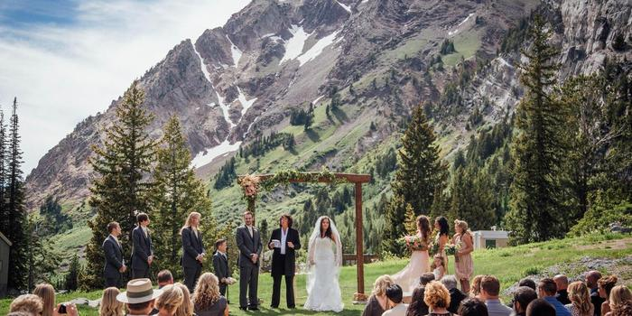 Alta Peruvian Lodge wedding Salt Lake City
