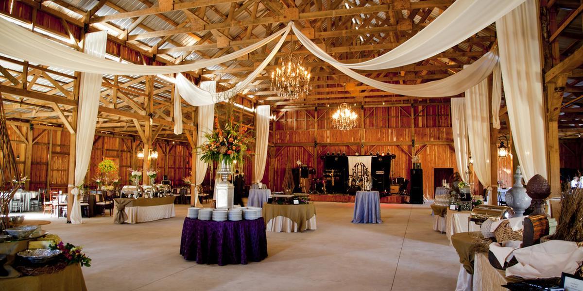 Southern Bridle Farms Weddings