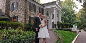 Elvis Presley's Graceland weddings in Memphis TN