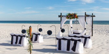 Island House Hotel weddings in Orange Beach AL