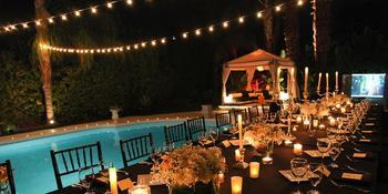 Villa Fontana Palm Springs weddings in Palm Springs CA