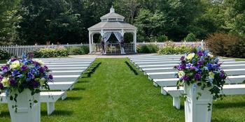 Mystical Rose Gardens weddings in Baldwin WI