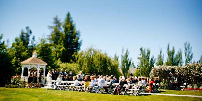 Fairview Sonoma County wedding venue picture 3 of 16 - Provided By: Wedgewood Foxtail