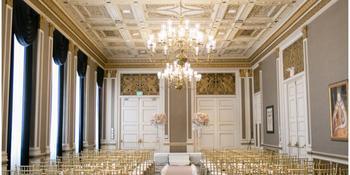 Sir Francis Drake Hotel weddings in San Francisco CA