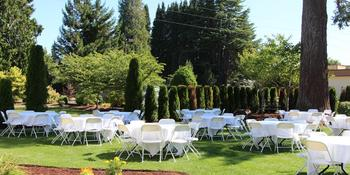 South Sound Manor weddings in Tumwater WA