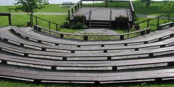 Lucerene Park Amphitheater weddings in Warsaw IN