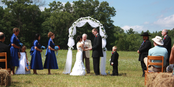 Woodside Ranch weddings in Mauston WI