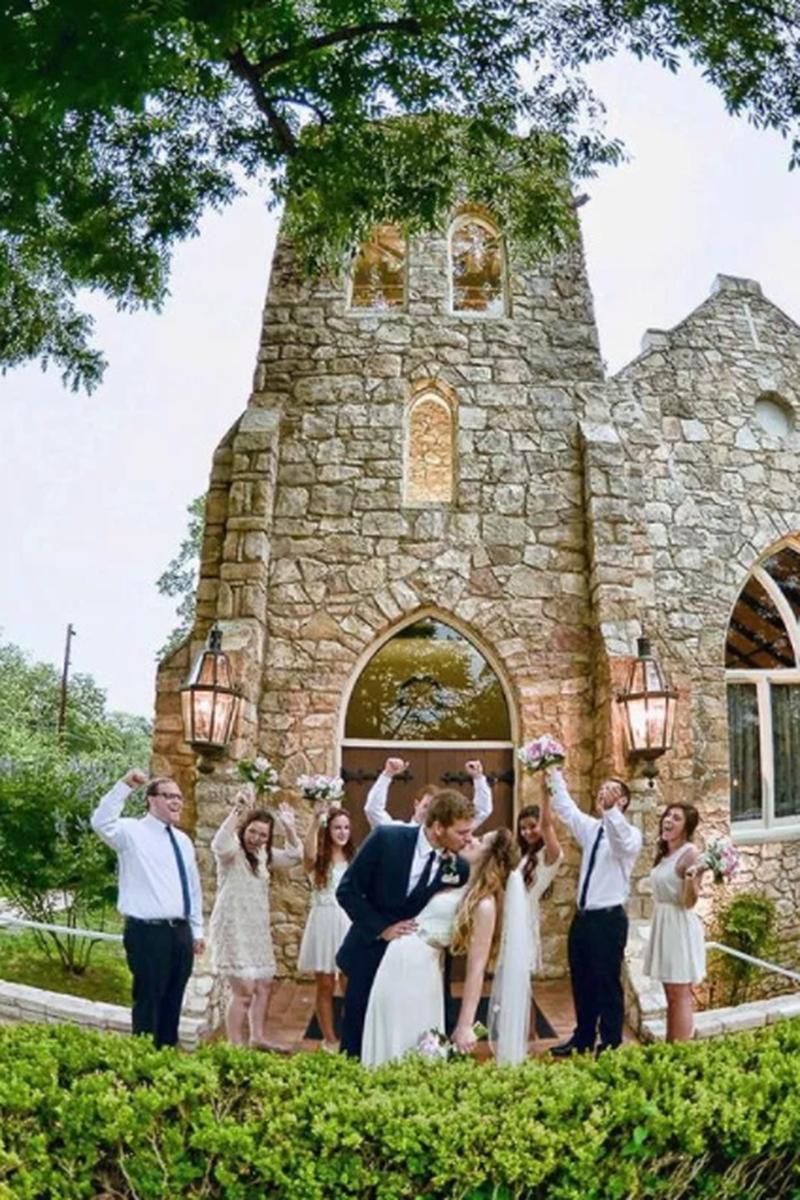 Small weddings in san antonio - Spinelli S Weddings In Comfort Tx