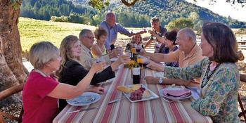 Oak Grove Over Look & Picnic Area weddings in Glen Ellen CA