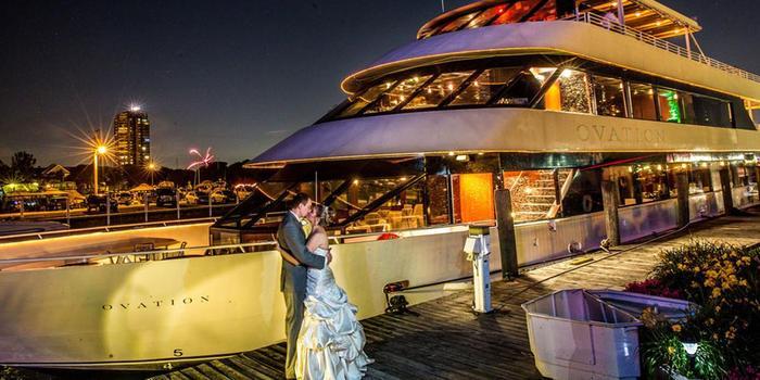 Infinity And Ovation Yacht Charters Weddings