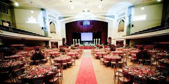 Lowell Memorial Auditorium Weddings In Ma