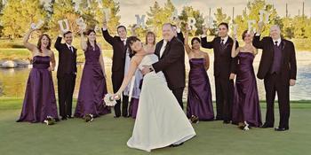 Desert Pines Golf Club weddings in Las Vegas NV