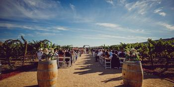 Vezer Blue Victorian weddings in Suisun Valley CA