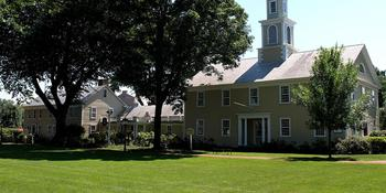 Storrowton Tavern and Carriage House weddings in West Springfield MA