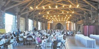 Union Pacific Dining Lodge weddings in West Yellowstone MT