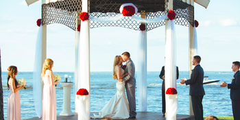 Walden Yacht Club on Lake Conroe weddings in Montgomery TX