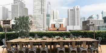 City View at Metreon weddings in San Francisco CA