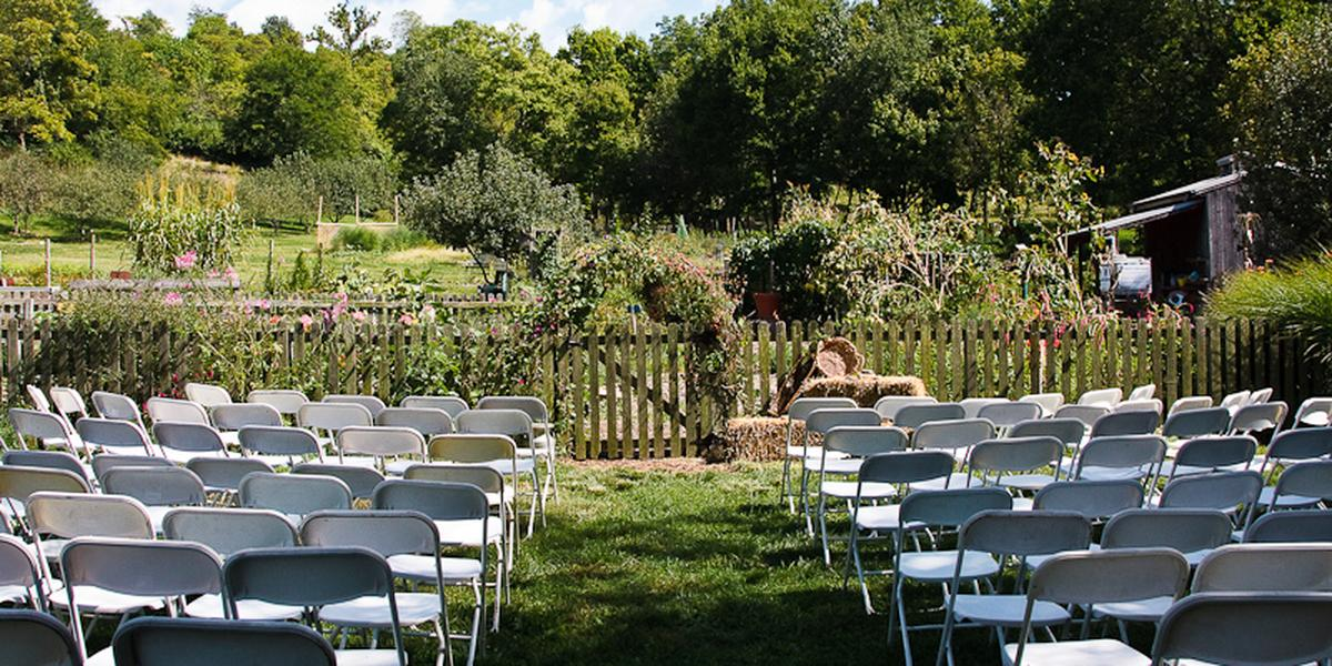 Gorman Heritage Farm Weddings In Cincinnati Oh