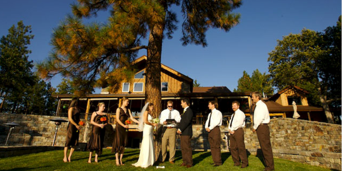 The Dalles Ranch wedding Mt. Hood