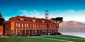The Walt Disney Family Museum weddings in San Francisco CA