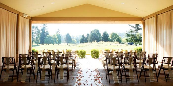Billy Baroo's Bar and Grill at Foster Golf Links wedding Seattle