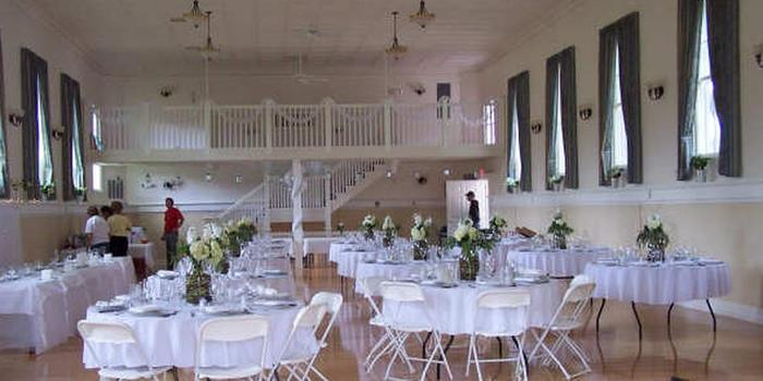 Heritage Hall At The Historical Fort Missoula Wedding Venue Picture 3 Of 8 Provided By