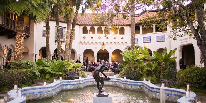 Elegant Outdoor Wedding Ceremony Site Near San Antonio: Get Prices For Wedding Venues