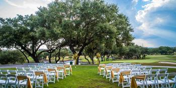 The Club at Sonterra weddings in San Antonio TX