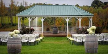 Autumn Creek Vineyards weddings in Mayodan NC