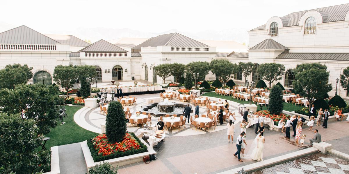The grand america hotel weddings get prices for wedding for Design hotel utah