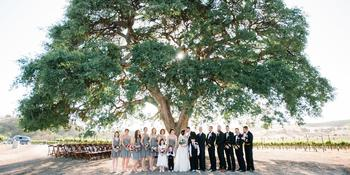 Cass Winery & Vineyard weddings in Paso Robles CA