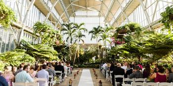 The Jewel Box weddings in St. Louis MO