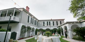 The Peña-Peck House - St. Augustine Woman's Exchange weddings in St Augustine FL