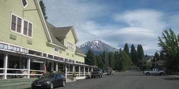 McCloud Mercantile Hotel weddings in McCloud CA