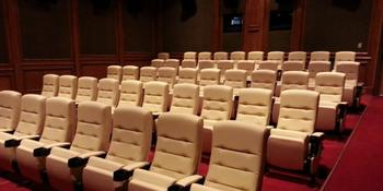 Wilshire Screening Room and Art Gallery weddings in Beverly Hills CA