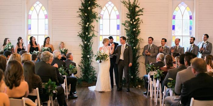Mercury Hall wedding Austin